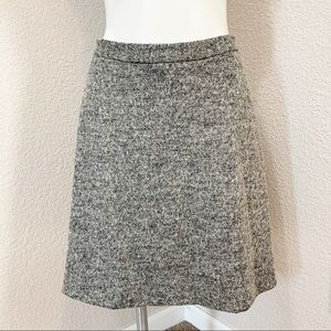 3/$25 Banana Republic Factory Gray Wool Skirt
